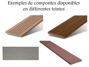 Photo Terrasse bois ou composite