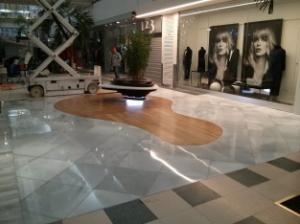 Photo Ponçage et rénovation des marbres