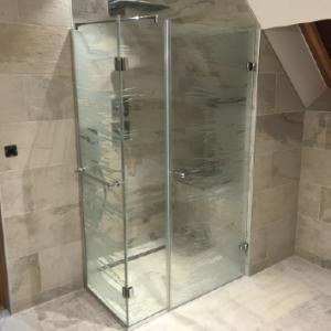 Photo Cabine de douche sur-mesure