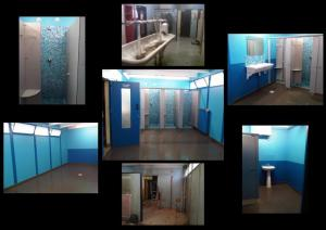 Photo Rénovation vestiaires