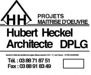 atelier d 39 architecture hubert heckel saverne au salon batiexpo strasbourg. Black Bedroom Furniture Sets. Home Design Ideas