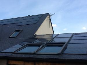 Photo Toiture solaire 3 kwc SARTHE