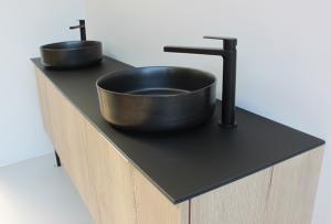 Photo Meuble de salle de bains sur mesure