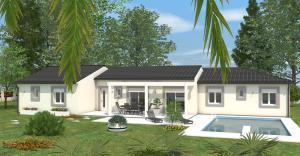 construction maison sur mesure demeures occitanes catalogue batiexpo. Black Bedroom Furniture Sets. Home Design Ideas