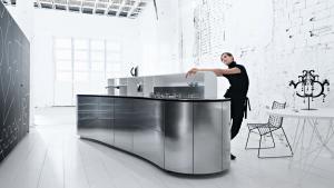 Photo Cuisine Design haut de gamme