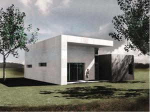 Photo Conception Architecturale et réalisation de construction en ossature bois