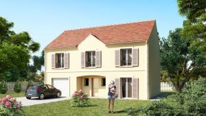 Photo Construction de maisons familiales