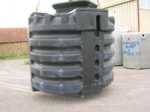 Photo station d'épuration EPUR récuperation d'eau depluie  poste de relevage pompe