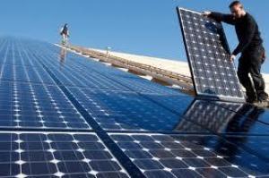 Photo Panneaux photovoltaïques
