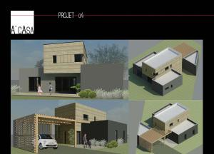 Photo Construction d'une maison individuelle sur mesure