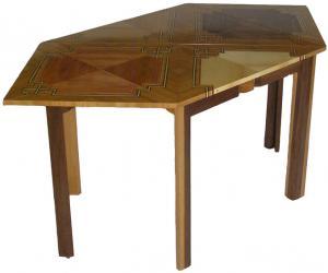 "Photo Table ""Variation"". Prix SEMA en création 2007"