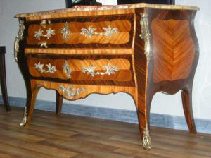 Photo Commode Louis XV
