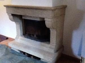 Photo Vente et pose de Cheminées, inserts, pôeles à bois et à granulés