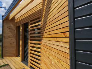 Photo Extension, agrandissement en ossature bois