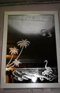 Gravure sur verres et miroirs catalogue batiexpo for Gravure sur miroir