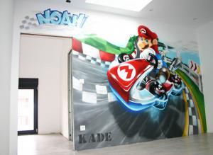 Photo Décoration murale (chambre, salon, open space, salle de jeu, pièce annexe)