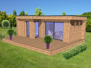 Photo Extension/Construction modulaire sur mesure