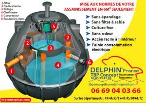 Photo Micro station compact Delphin