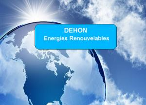 Dehon energies renouvelables chartrettes au salon batiexpo for Salon energie renouvelable