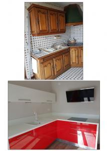 Photo agencement cuisine ou salle de bain