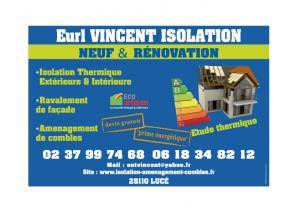 Photo isolation thermique par l'exterieure