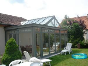 Photo Veranda aluminium