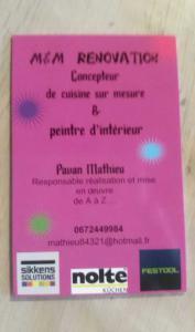Photo Concepteur cuisine ,salle de bain, dressing