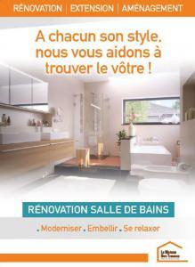 Photo Rénovation Salle de Bains