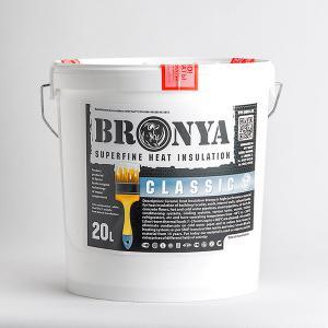 Photo Isolation thermique ultrafine Bronya Classique