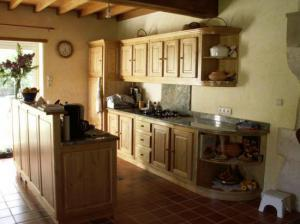 Photo Aménagement d'une cuisine style campagnard