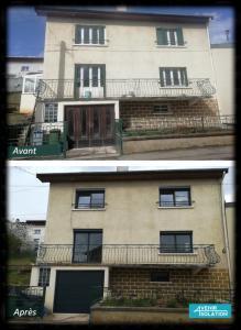 Photo Changement de fenêtres en PVC