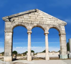 Photo Façade d'octroi