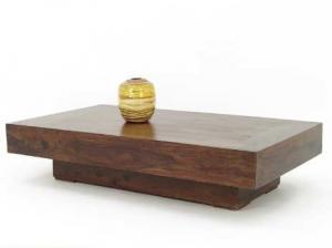 Photo Table basse palissandre