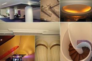 moulures corniches colonne rosaces staff catalogue batiexpo. Black Bedroom Furniture Sets. Home Design Ideas