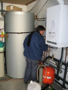 Photo Installation de systèmes de chauffage tous types.