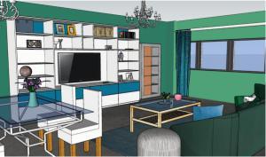 Photo Rénovation complète appartement