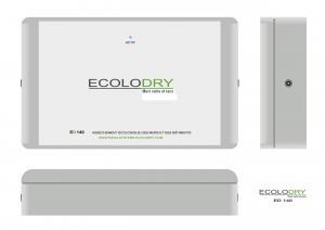 Photo Assèchement des murs Ecolodry ED 120