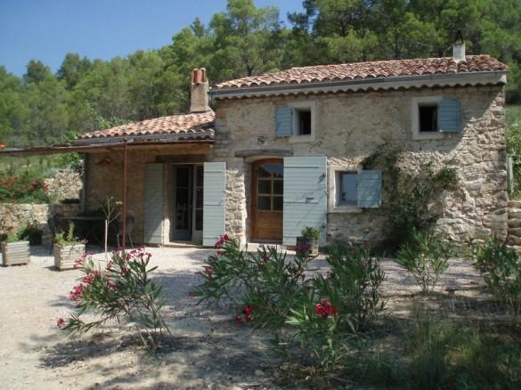 Les caract ristiques d 39 une maison proven ale forum - Maisons provencales photos ...