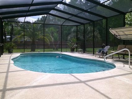 piscine en kit le plaisir de monter soi m me son bassin. Black Bedroom Furniture Sets. Home Design Ideas